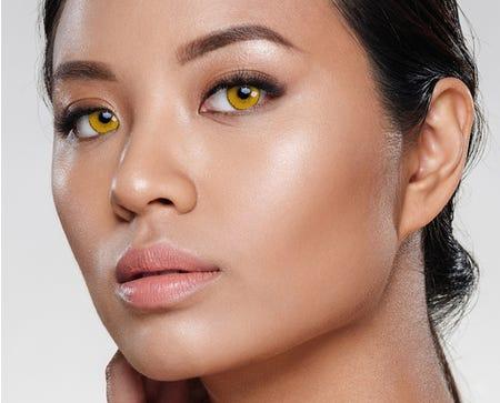Solflex Color Hype Amarela - pack of 2 lenses