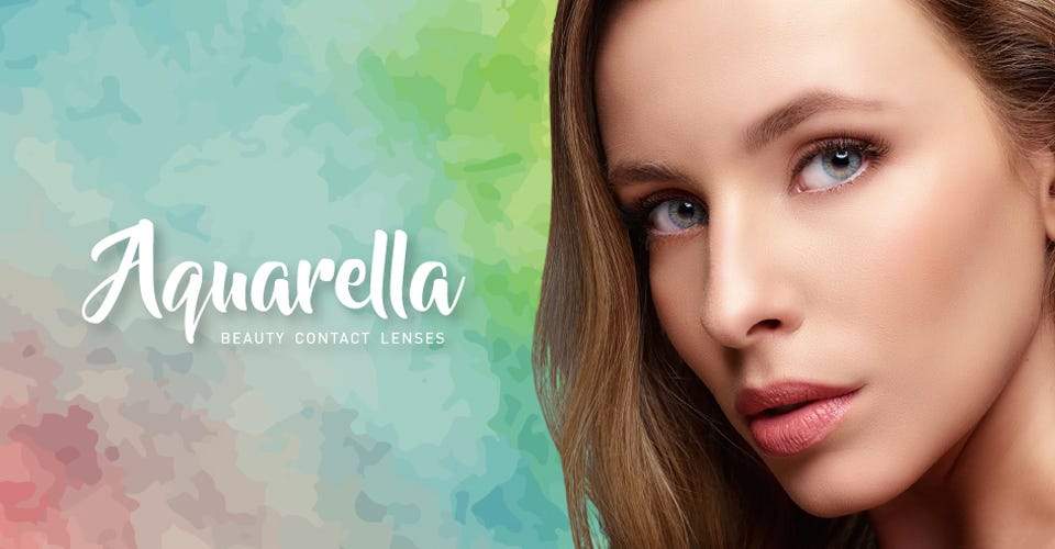 Solotica Aquarella Colored Contacts