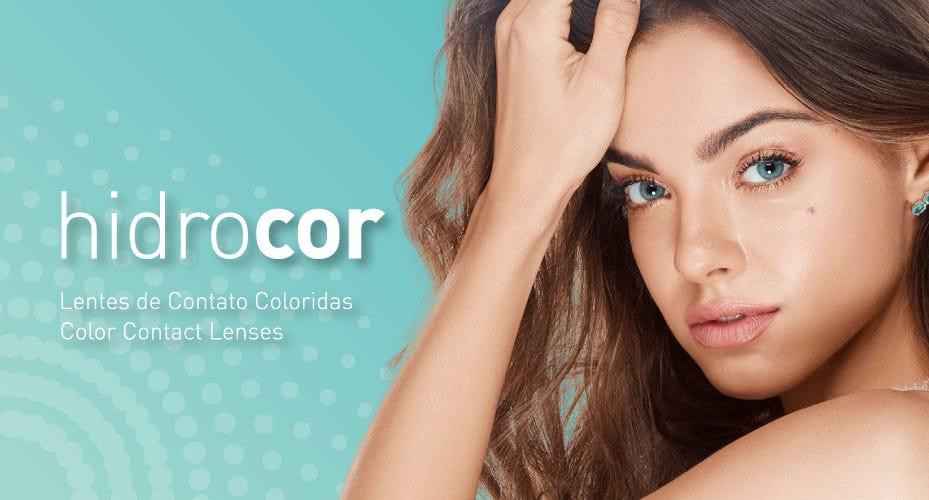 Solotica Hidrocor Colored Contacts
