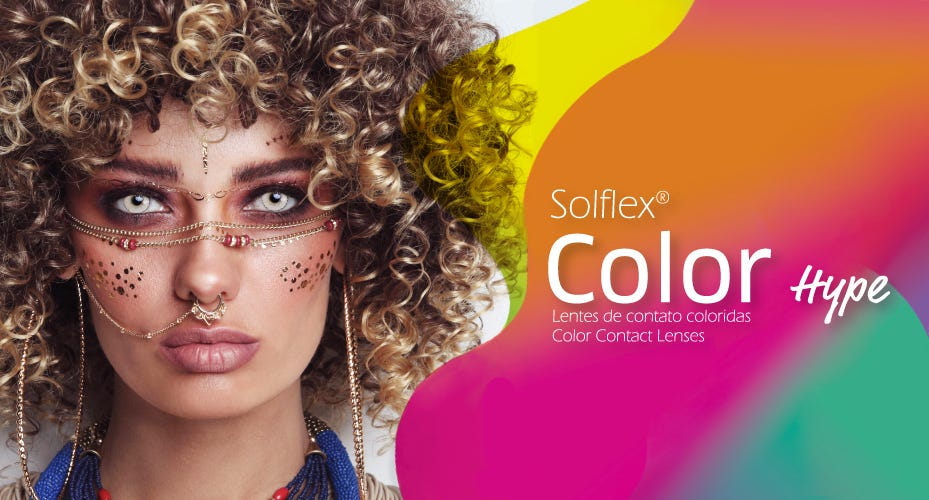 Solotica Color Hype Colored Contacts