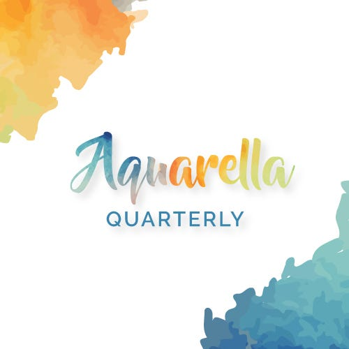 Solotica Aquarella Quarterly